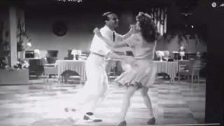 Fred Astaire, Rita Hayworth Dancing Forró